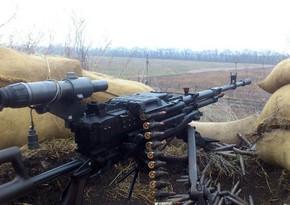 ВС Армении с утра обстреливают населенные пункты Азербайджана
