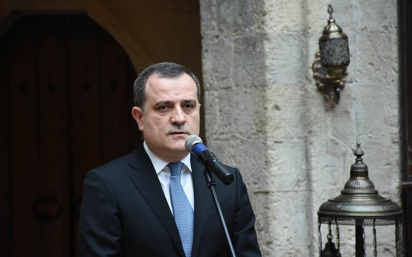 Глава МИД Азербайджана отбыл с официальным визитом в Грузию