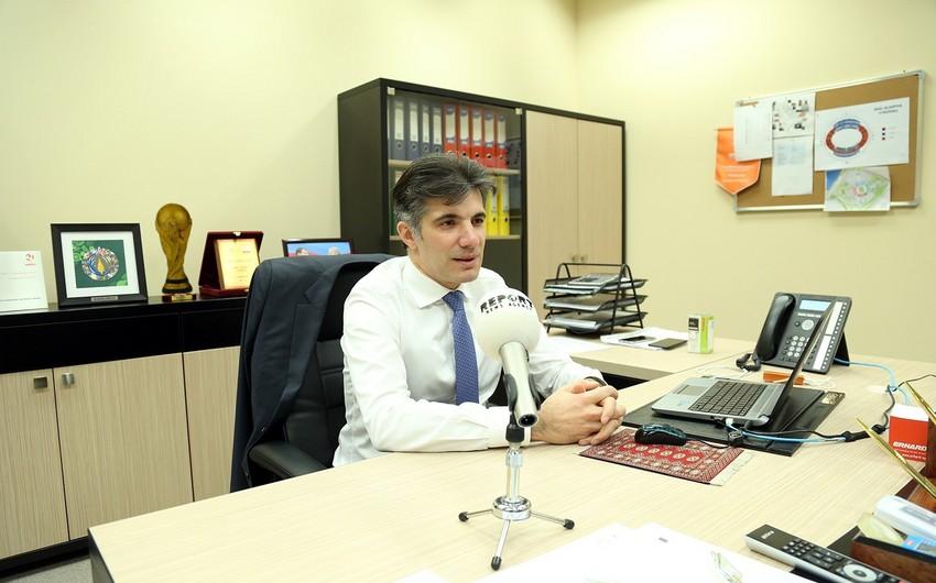 BOS-un direktoru: Stadionumuz Avropa Liqasının oyunlarını keçirməyə hazırdır - MÜSAHİBƏ