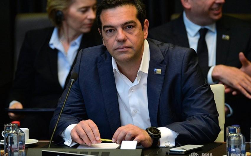 Yunanıstanın Baş naziri ölkənin xarici siyasət idarəsinə də rəhbərlik edəcək