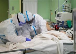 Rusiyada koronavirusa yoluxanların sayı 4744961 nəfərə çatıb