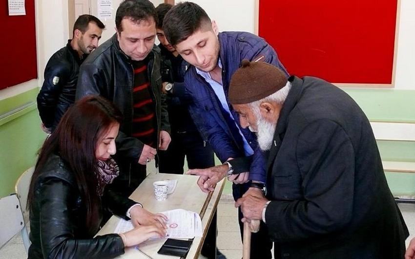 В Турции завершилось голосование на выборах в парламент страны