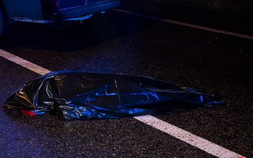 В Лянкяране автомобиль насмерть сбил инвалида