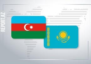 Азербайджан и Казахстан обсудили вопросы сотрудничества в транспортной и оборонной сферах