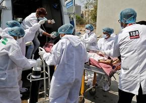 Global COVID-19 cases surpass 150 million