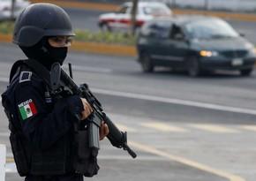 Meksikada hər ay 11 siyasətçi qətlə yetirilir