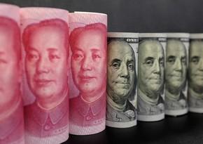 Çinin valyuta ehtiyatları 3 trilyon dollardan çoxdur