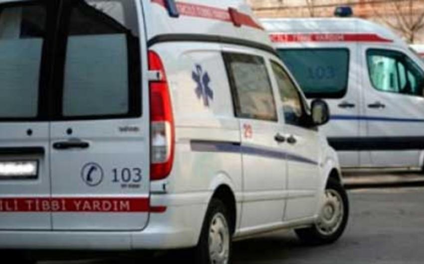 Şirvandakı Telemexanika Zavodunda baş verən qəzaya görə hadisə yerinə 5 həkim briqadası göndərilib
