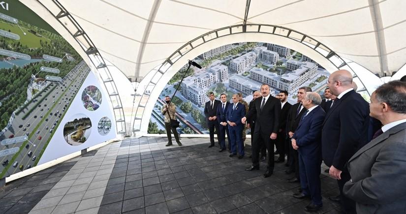 Füzulidə İşğal Muzeyi və Zəfər Parkı salınacaq, yüksək məkanda Bayraq meydanı yaradılacaq