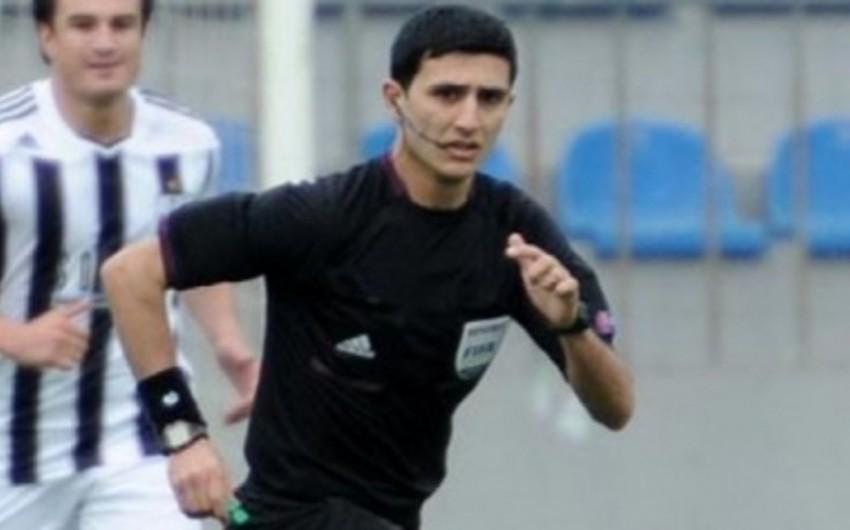 Azərbaycanın futbol hakimləri Avropa çempionatının elit-raunduna təyinat alıblar
