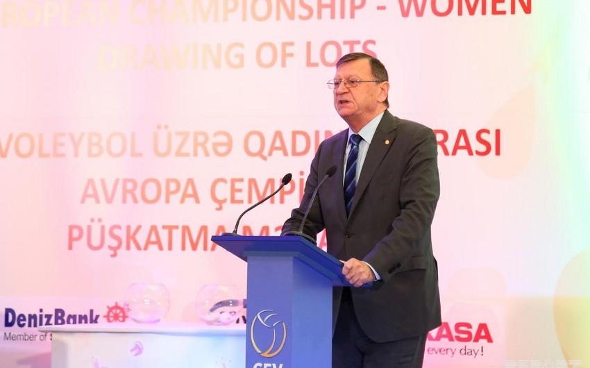 Aleksandr Boriçiç: Bu, 16 komandanın iştirak edəcəyi son Avropa çempionatı olacaq