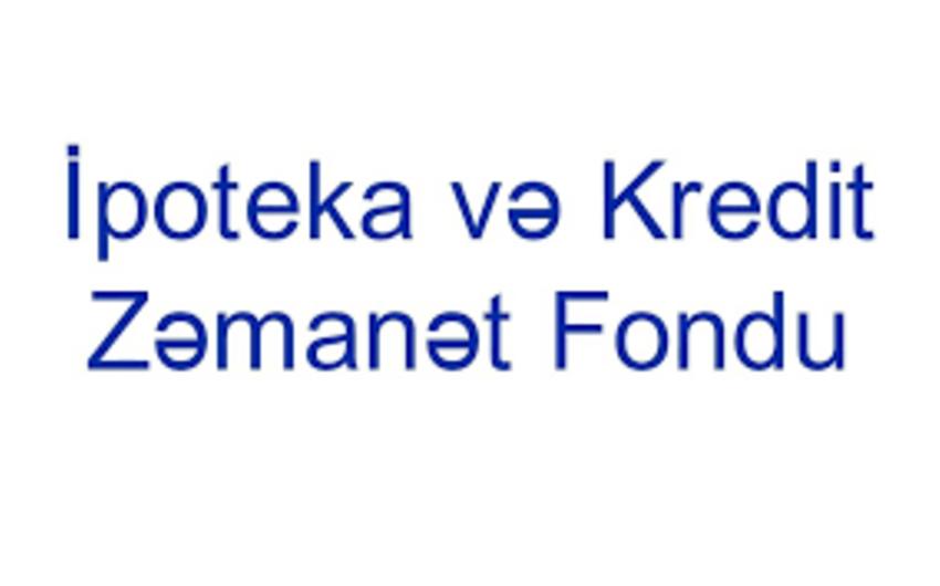 İpoteka və Kredit Zəmanət Fondu 80 mln. manatlıq istiqraz yerləşdirəcək