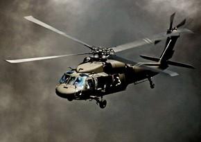 В Кении при аварии вертолета погибли 10 военнослужащих