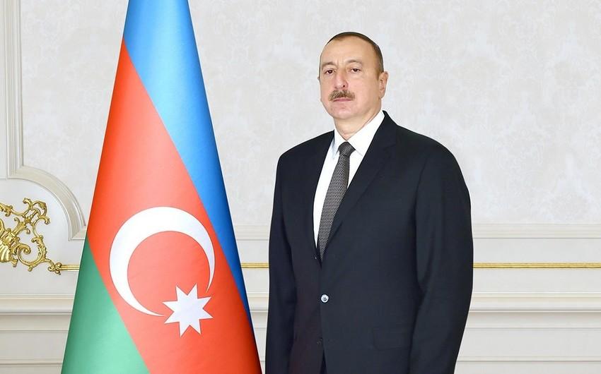Президент Ильхам Алиев поздравил азербайджанский народ по случаю праздника Новруз