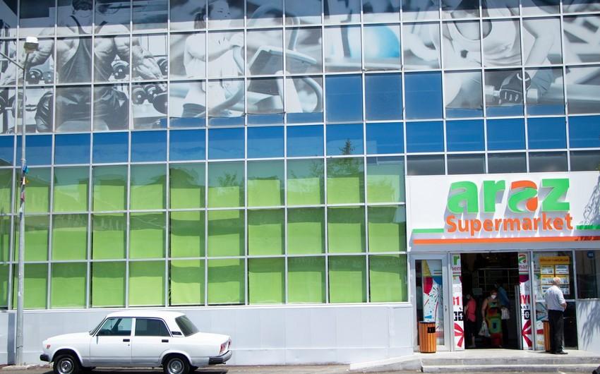 """""""Araz market"""" və """"Al market""""də qayda pozuntusu aşkarlandı"""