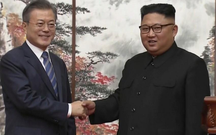 Cənubi Koreya və KXDR 2032-ci il Yay Olimpiya Oyunlarına birgə namizədliyini  irəli sürəcək