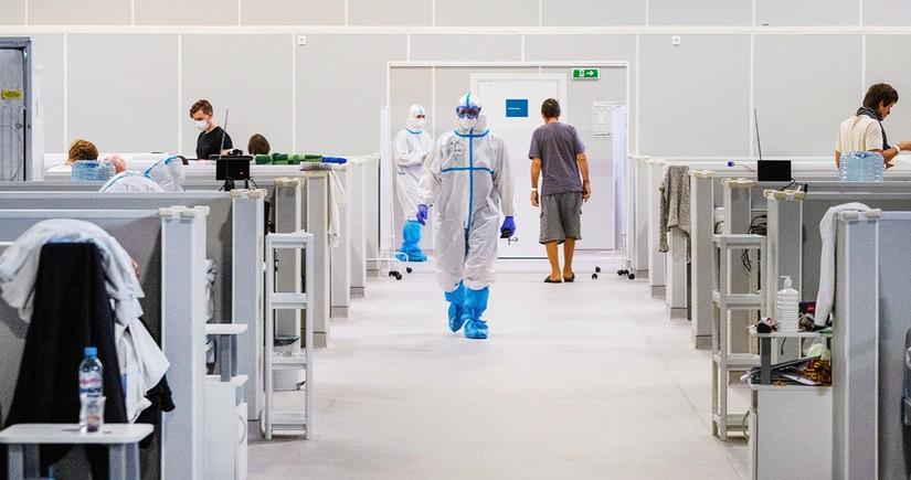 В Грузии выявлено 1 550 новых случаев заражения коронавирусом