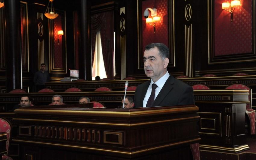 Азиз Сеидов назначен председателем Военной коллегии Верховного суда