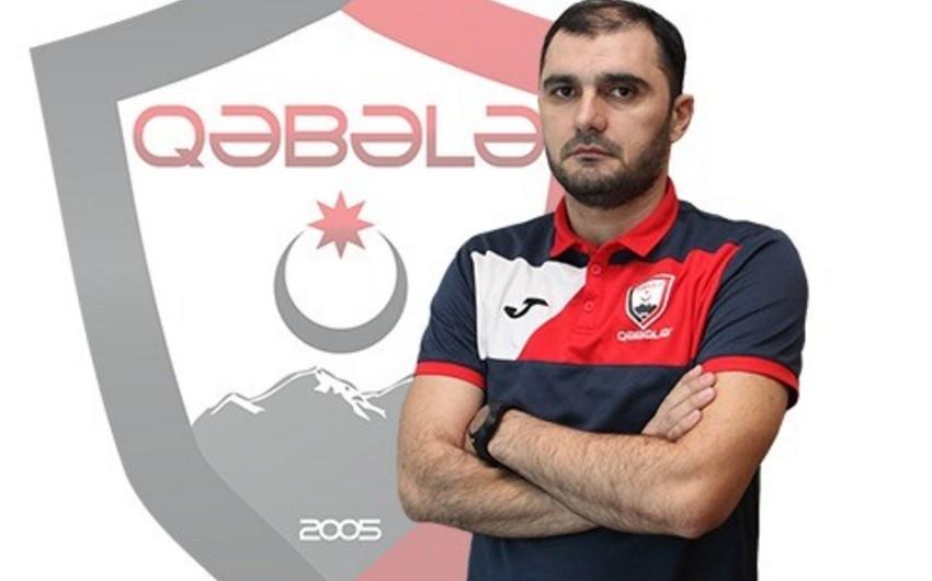 В Габале согласно документам сменился главный тренер