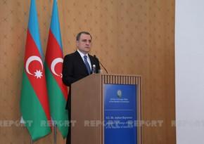 """Bayramov: """"Faşizmin qəhrəmanlaşdırılması heç bir şəkildə qəbul edilə bilməz"""""""