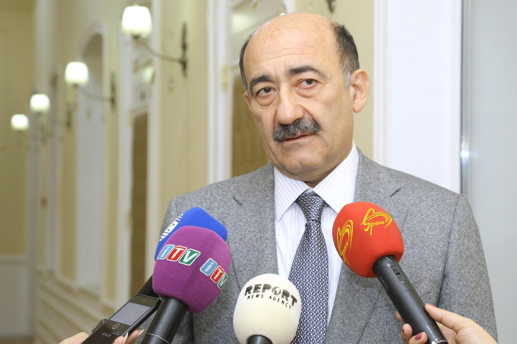 """Culture Minister: """"Investigations about remains allegedly belonging to Mikhail Mushfig's corpse continue"""""""