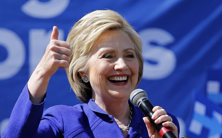 Hillary Clinton formally nominated US Democratic presidential candidate