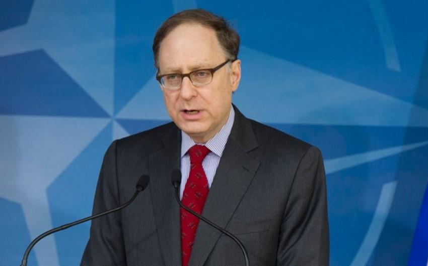 NATO-nun sabiq rəsmisi Gürcüstana səfir təyin olunduğunu təkzib edib