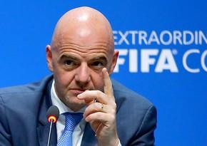 FIFA prezidenti: Onlar məsuliyyət daşımalıdırlar