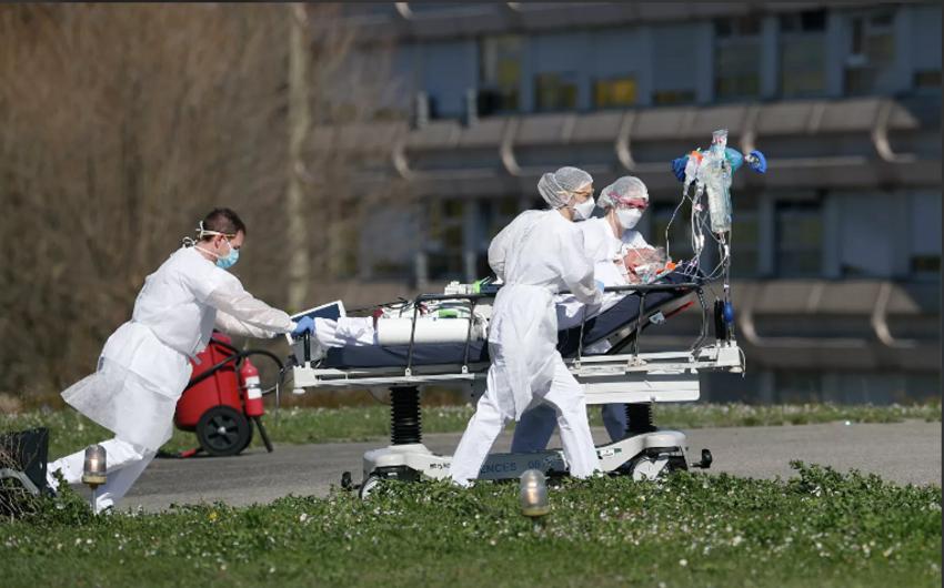 Fransada koronavirusdan ölənlərin sayı 30 minə çatır