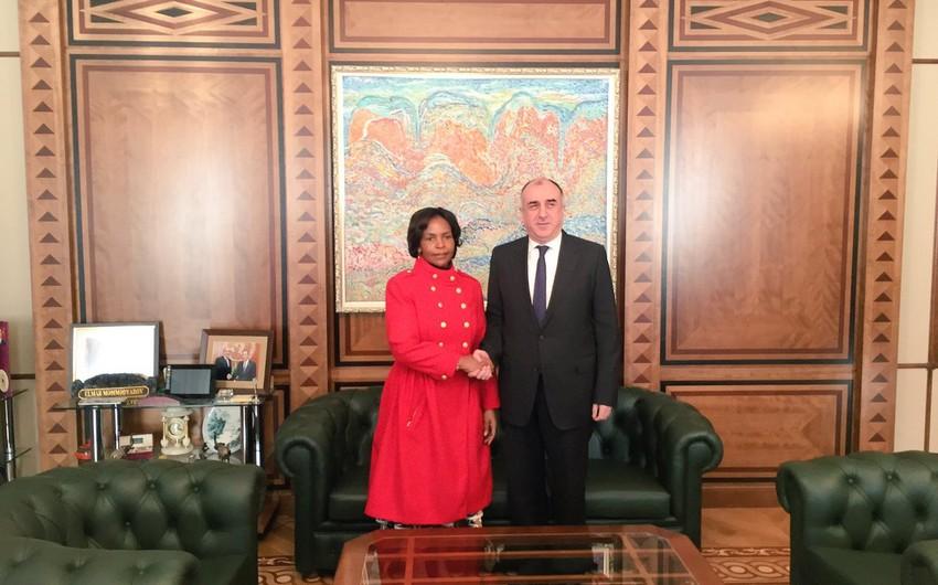 Maite Nkoana-Maşabene: Cənubi Afrika Bakıda diplomatik nümayəndəlik açmağı planlaşdırır