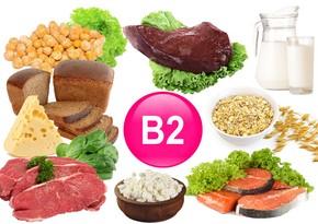 B2 vitamini çatışmazlığının nəticələri açıqlanıb