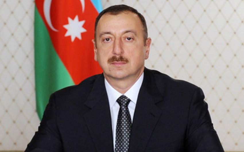 Azərbaycan Prezidenti Türkmənistanın dövlət başçısını təbrik edib