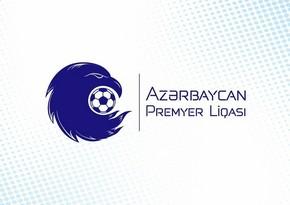 Azərbaycan Premyer Liqası: VIII turun proqramı açıqlanıb