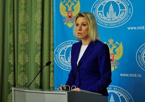 Zakharova: Nagorno-Karabakh returning to peaceful life
