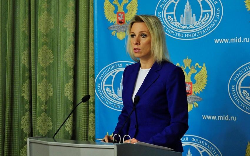 Rusiya XİN: Qarabağ dinc həyata qayıdır