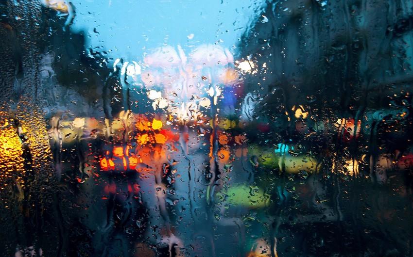 Sabah Azərbaycan ərazisində yağış yağacaq