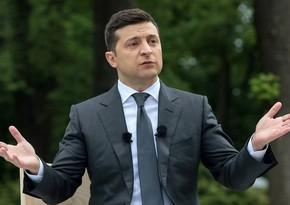Vladimir Zelenski ölkədəki əsas xəbərləri ukraynalılara özü çatdıracaq
