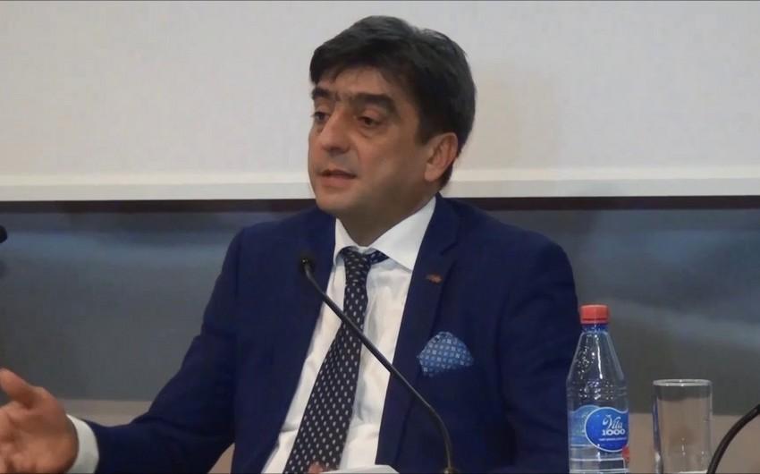 """Ruslan Quliyev: """"Bölgələrdəki mehmanxanalar POS-terminallardan istifadə etməkdə maraqlı deyillər"""""""