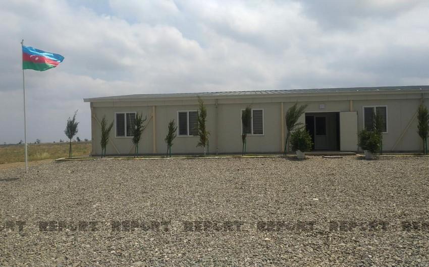 General qoşunların müasir tipli yaşayış kompleksi ilə təmin edilməsindən danışdı