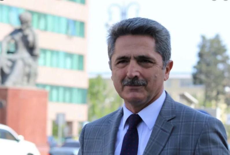 """""""Borçalı"""" Cəmiyyətinin sədri Zəlimxan Məmmədli"""