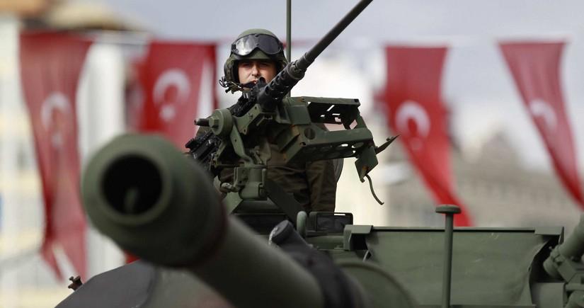Türkiyə ordusu daha iki il Suriya və İraqda qalacaq