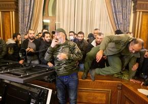 В Ереване полиция задержала организаторов митинга