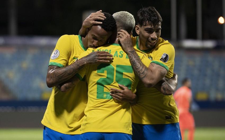 Tokio-2020: Braziliya millisinin heyəti açıqlandı, Neymar kənarda qaldı