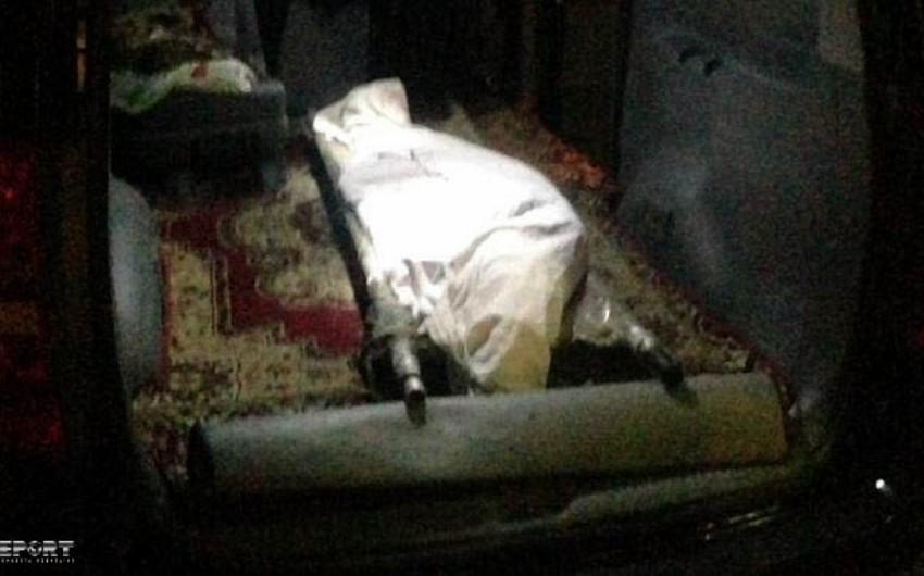 На автомагистрали Баку-Губа машина сбила насмерть пешехода - ФОТО
