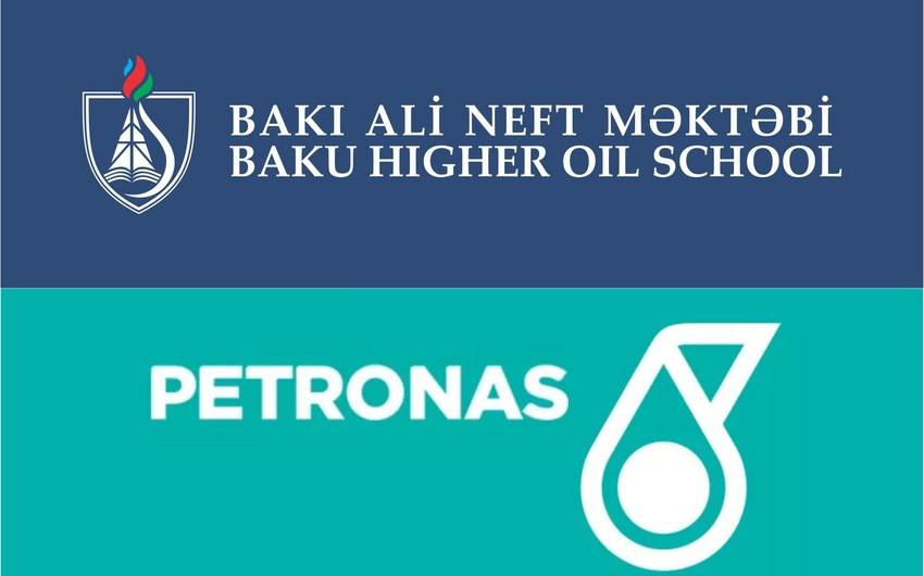 Petronas şirkəti BANM-ə 2 təqaüd ayırıb