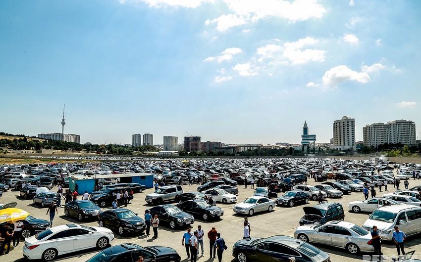 Avtomobil bazarında qiymətlər baha olaraq qalır  - VİDEOREPORTAJ