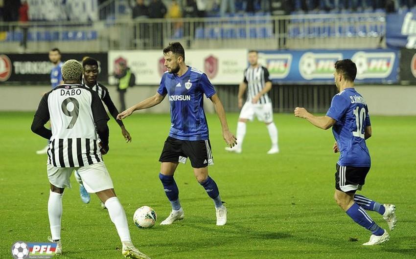 Azərbaycan Premyer Liqası: Mövsümün ilk yarısında meydana çıxan futbolçuların sayı bəlli olub