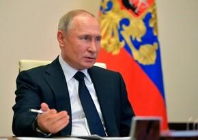 Putin Rusiya Təhlükəsizlik Şurasının iclasında Ermənistan-Azərbaycan sərhədindəki vəziyyəti müzakirə edib