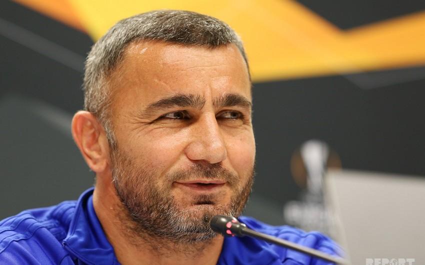 Qurban Qurbanov: Rəşad Sadıqovun meydanda olması böyük motivasiyadır, amma oynayacağı dəqiq deyil