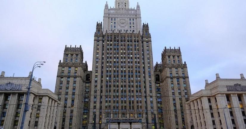 Çexiyanın Moskvadakı səfiri Rusiya XİN-ə çağırılıb